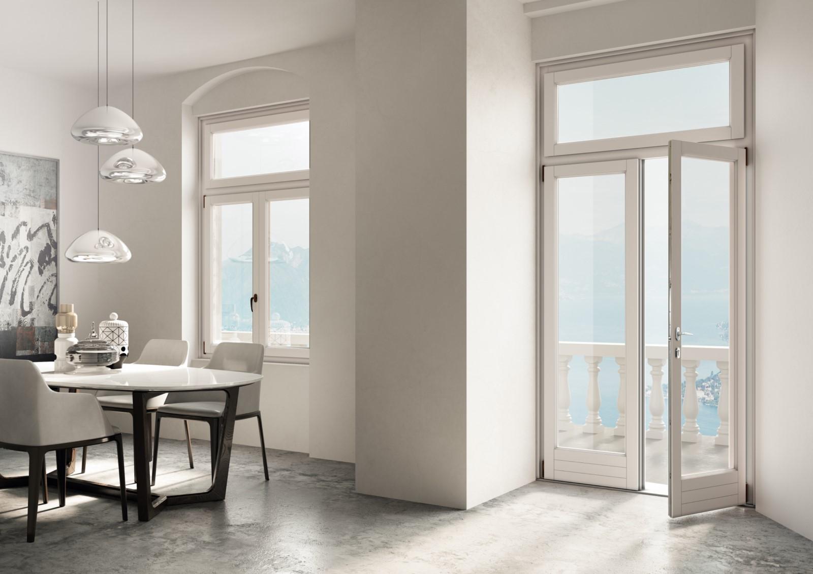 6 buoni motivi per cambiare le finestre di casa omnia ForFinestre Moderne Della Fattoria