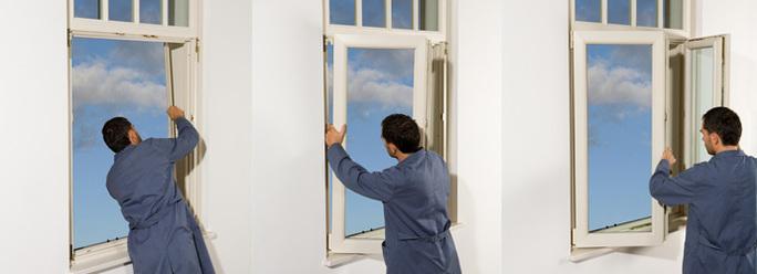 Omnia sostituzione infissi in pvc senza opere murarie a pisa - Montare una finestra ...