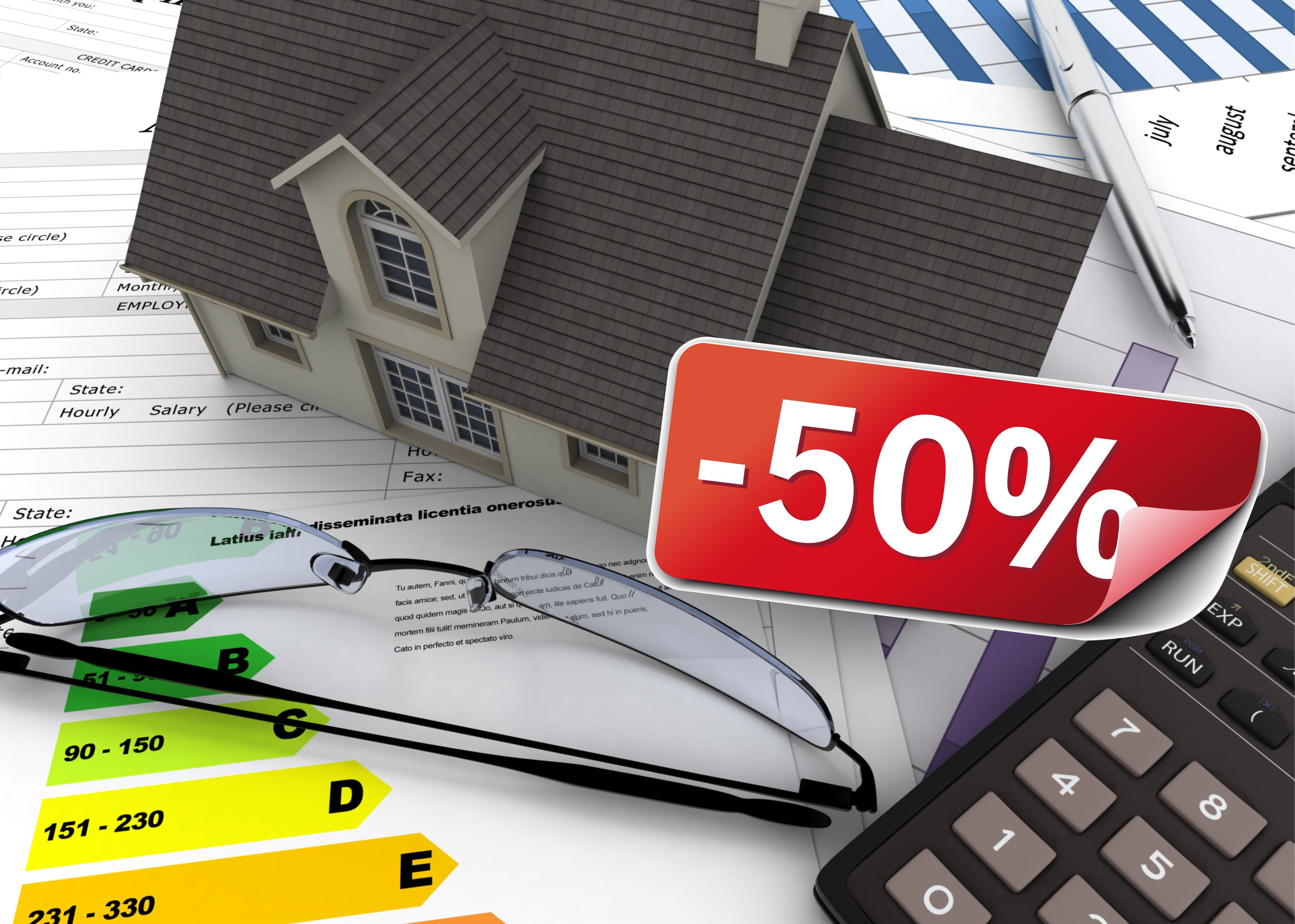 Comunicazione Asl Detrazione 50 Modulo guida al bonus 50% per ristrutturazioni e sostituzione