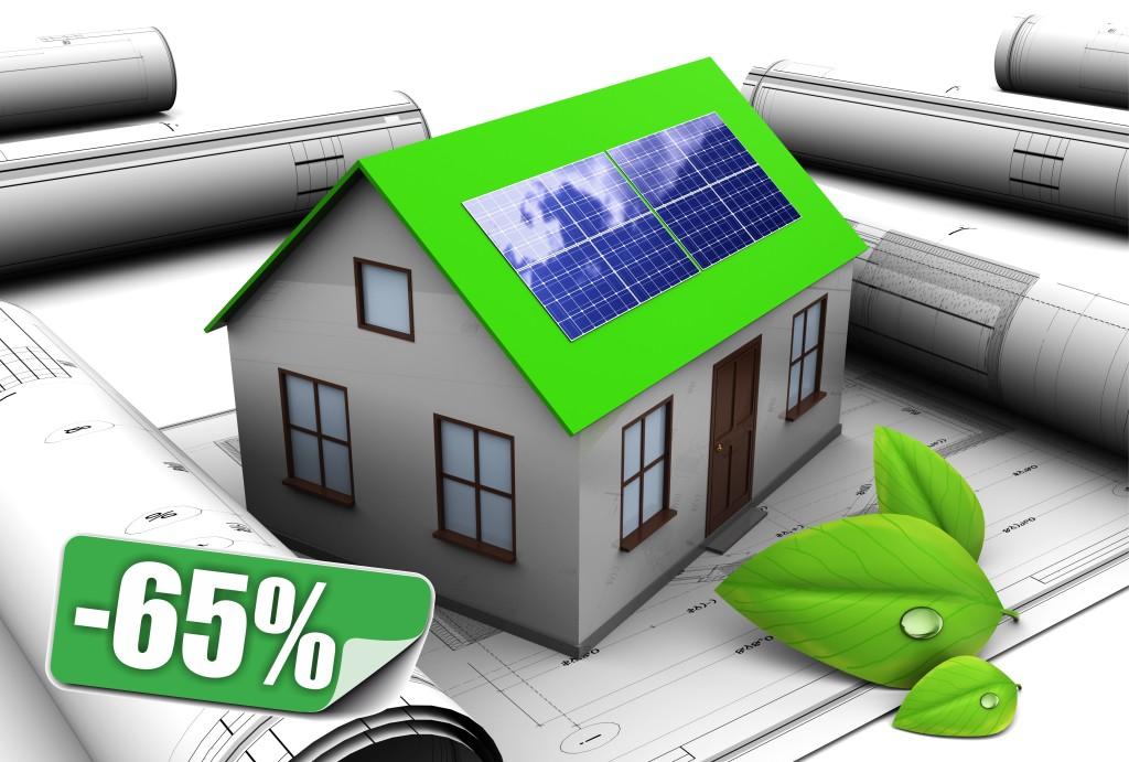 Eco Bonus 65% per il risparmio energetico NOVITÀ Guide e consigli Normative e legislazioni