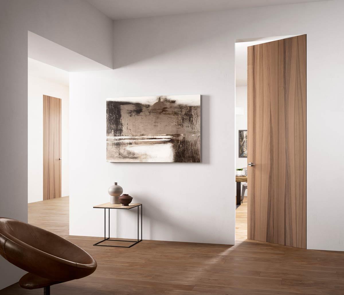 Come scegliere le porte interne guida all 39 acquisto omnia pisa - Verniciare porte interne laminato ...