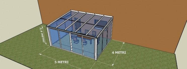 Quanto Costa Una Veranda Sunroom Tender Omnia Serramenti Pisa