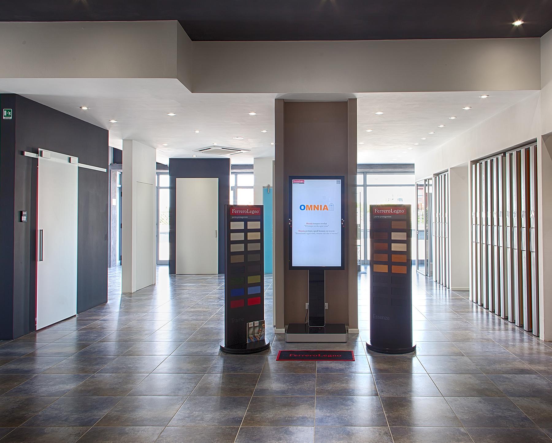 Configuratore Porte interne Ferrero Legno Omnia a Pisa