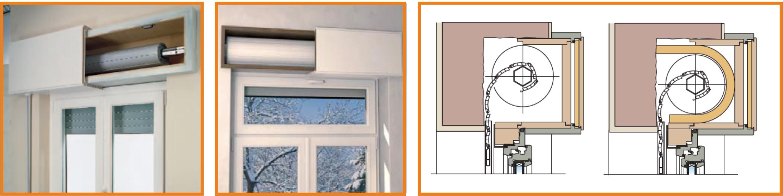 Sostituzione cassonetti tapparelle terminali antivento - Sostituzione vetri finestre ...