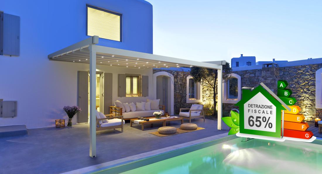 Eco Bonus 65% per le Schermature solari Guide e consigli Normative e legislazioni