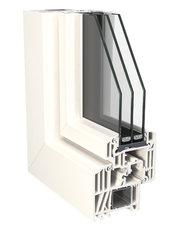 Porte e finestre in pvc Finstral Top 72 News di prodotto