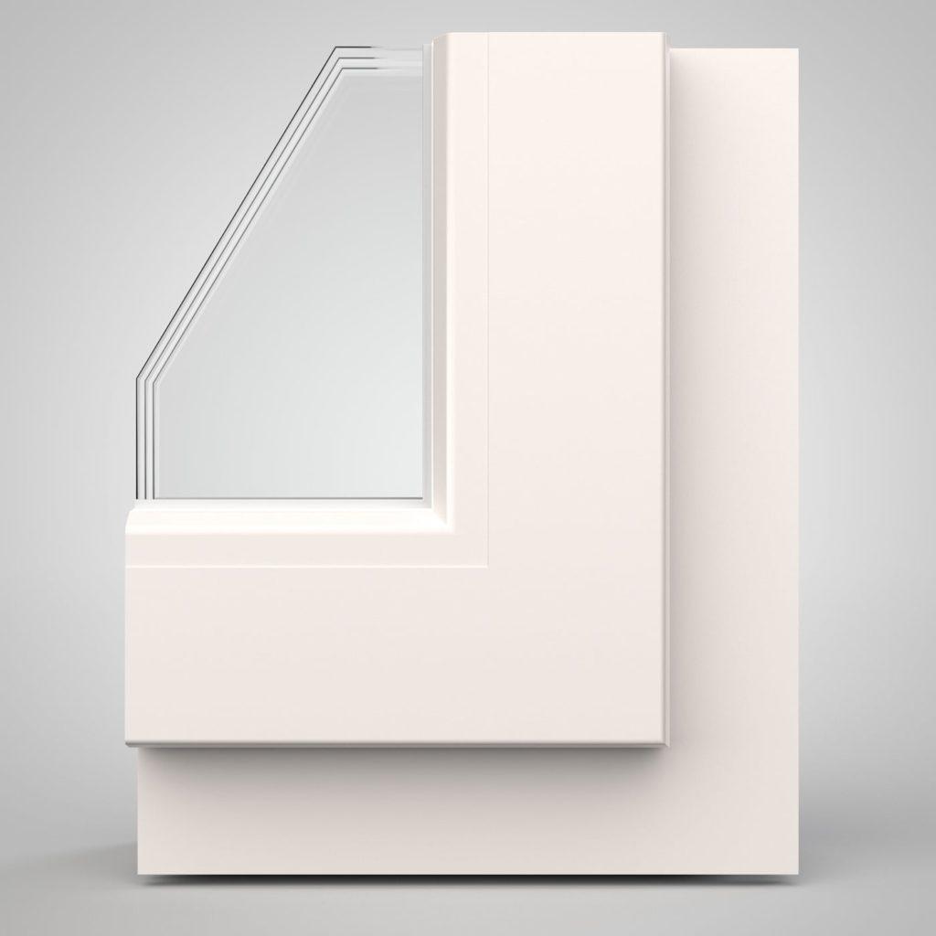 Porte e finestre in pvc finstral colori e superfici - Porte e finestre pvc ...