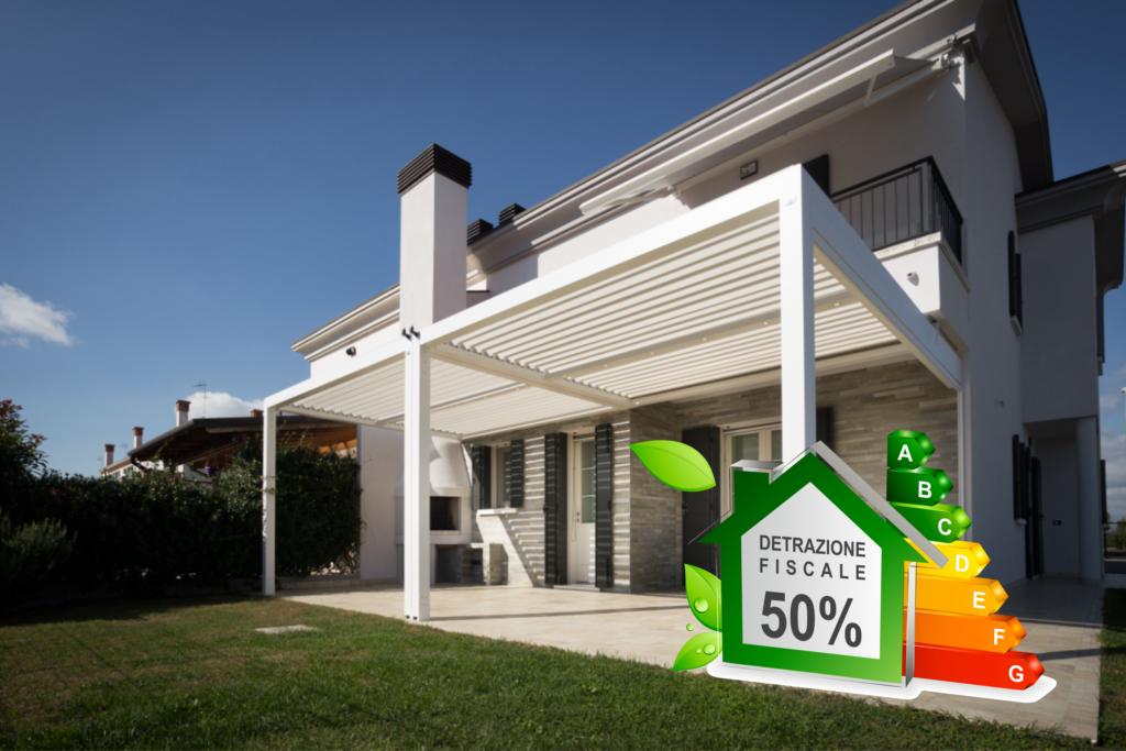 Eco Bonus 50% per le schermature solari Guide e consigli Normative e legislazioni