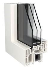 Porte e finestre in pvc Finstral Top 90 News di prodotto