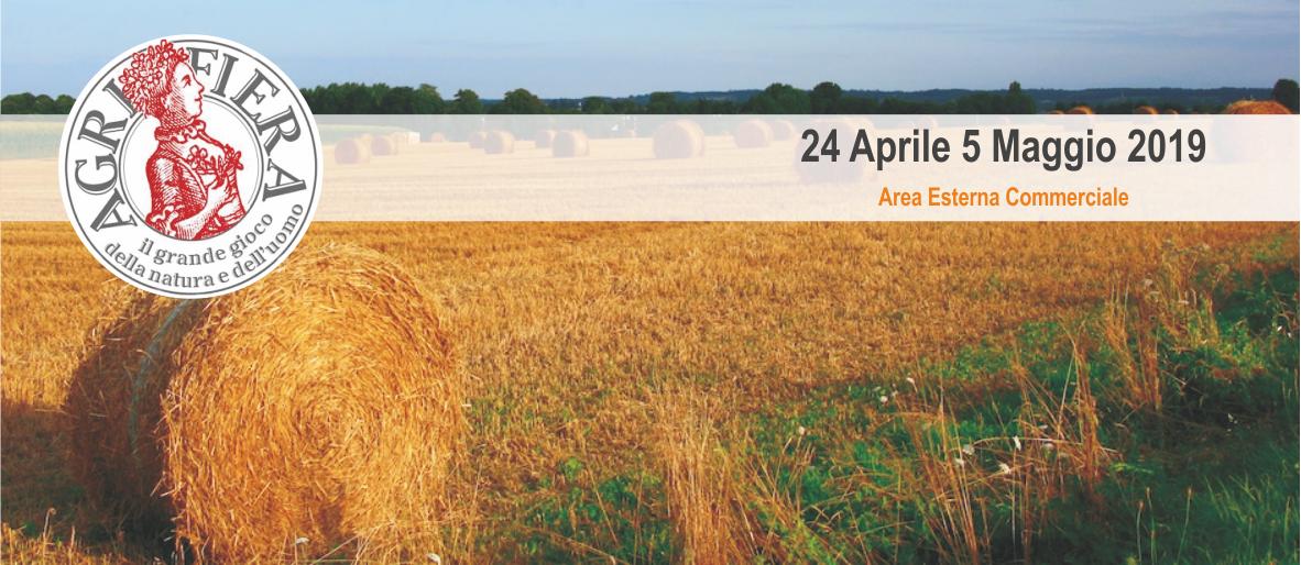 Omnia sarà all' Agrifiera dal 24 Aprile al 5 Maggio 2019 Eventi